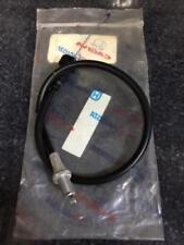 Suzuki Black Motorcycle Throttle & Choke Cables