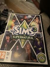 The Sims 3 Supernatural Expansion Pack for PC, DVD-ROM and Apple Mac