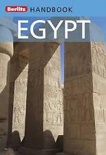 Egypt Travel Handbook By Berlitz - New