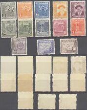 Andorra 1948 - MNH Stamps D81