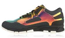 Lanvin Cross Runners Sneakers Trainers UK 6 Black Multi New £599