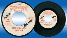 Philippines DANNY BOY Beautiful Love OPM 45 rpm Record