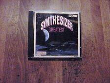 CD: SYNTHESIZER GREATEST Volume 1 - Digi S-4551 - AAD