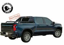 Black Horse Fits 01-19 Chevy Silverado GMC Sierra Roll Bar Bed Cargo Roof Rack