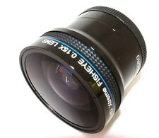 Pro HD 0.15x Xtreme Fisheye Lens for Canon Powershot SX60 SX520 SX50 HS