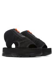 Camper Oruga K200811-002 Women Sandals Polyester Black