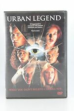 """URBAN LEGEND""  WHAT YOU DON'T BELIEVE CAN KILL YOU"