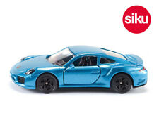 Porsche 911 Turbo S Blue siku 1506