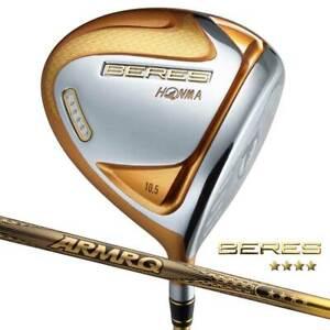 De Japon 4-Star 2021 HONMA Golf Japan BERES Driver 9.5deg ARMRQ ZERO47(4S)-SR