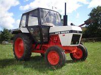 Case-David Brown 90 & 94 Series Tractor Workshop Manual