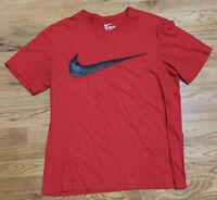 Nike The Nike Tee Athletic Cut T Shirt Men's Size Large