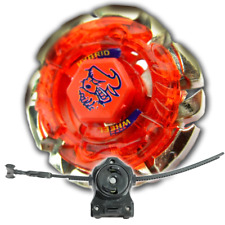 Beyblade Dark Bull H145SD Metal Fusion BB-40 With LL2 Launcher and Rip Cord