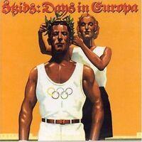 *NEW* CD Album  The Skids - Days in Europa (Mini LP Style Card Case) 16 Tracks