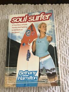 Soul Surfer: A True Story of Faith, Family, and Fighting to Get Back on t - GOOD