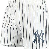 New York Yankees Concepts Sport Vigor Boxer Shorts - White