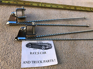 NEW CAR TRUCK VINTAGE STYLE CURB FEELERS !