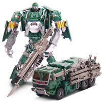 """New Kids Gift Deformabl Metal Plate Action Figure Hound Robot 11"""" Toys In Stock"""