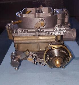 1964-1965 Chevrolet Corvette 327/250hp Carter WCFB carburetor