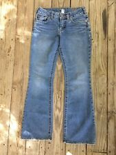 SILVER JEANS Lightly Distressed Women's Jeans Tag Size 29/32 (DV)
