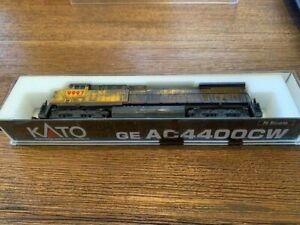 N scale  Kato 176-7033 AC4400cw loco