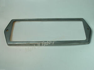 1956 1957 Continental Mark II Battery Hold-down Frame Clamp, Exact Repro