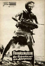 WNF 4748 FRANKENSTEIN SCHRECKEN MIT DEM AFFENGESICHT