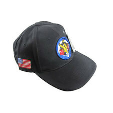 Nos Negro 506th infantería de paracaídas Gorra De Béisbol-Pico Sol Sombrero Ejército Americano Nuevo