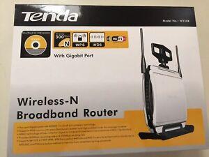 Tenda W330R Wireless-N Broadband Router