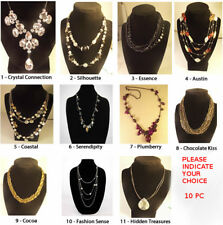 Premier Designs Assorted Necklace Lot  - NWT - Your Choice of 10pcs