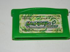 Pokemon LeafGreen Version (Game Boy Advance) GBA Leaf Green Japan *US SELLER*