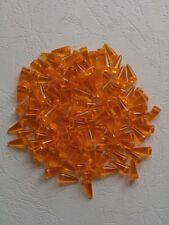 Spike beads dornenperlen 5 x 13 mm Sun transparente 15 unid.