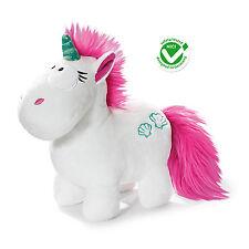 NICI 39051 Plush Stuffed Animal Toy Doll Unicorn Leonore cuddly standing 13cm