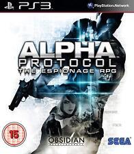 *NEW* Alpha Protocol - PS3