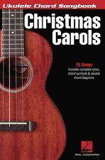 Christmas Carols Sheet Music Ukulele Chord SongBook NEW 000702474