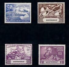 [36171] Montserrat 1949 UPU Good set Very Fine MNH stamps