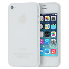 iPhone 4 4s UltraSlim Fine Matte Case Protective Cover Bumper Skin Shell Bag