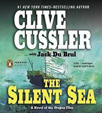 The Silent Sea (Oregon Files #7) by Clive Cussler (2010, CD, Unabridged)