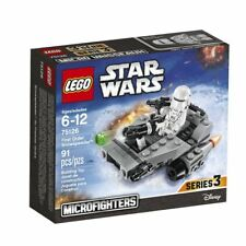 NEW LEGO Star Wars Microfighters First Order Snowspeeder Trooper 75126 Series 3