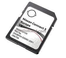 NEW NISSAN Connect 3 V6 Map EU & UK 2021