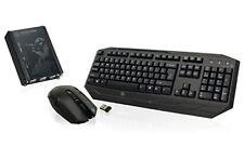 Teclado Iogear Keymander Y El Kit Adaptador De Raton Para Ps4 Ps3 Y Xbox Xbox...