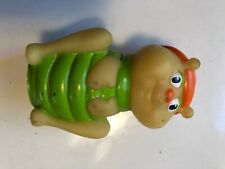 Vintage Playskool Glo-Bedbug Glo-Bug 1986 Glow Worm Gloworm Glo Friends,rare one