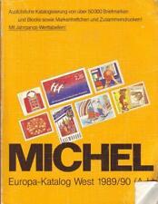 Michel Europa-Katalog West 1989/90 (A-L)