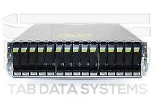 """EMC CX-4PDAE 15x CX-SA07-010 1TB 7.2K 4Gbps 3.5"""" FC HDD, Railkit + Accessories"""