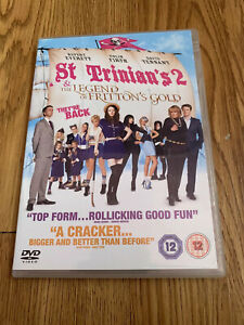St Trinians 2: The Legend Of Frittons Gold DVD