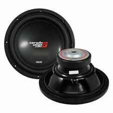 "NEW 10"" CerwinVega SVC Subwoofer Speaker.Car Audio.Sub Bass Woofer.800w.4ohm."