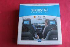 New sealed Sirius Satellite Radio Scv1 Universal Add On Kit With Optional Video