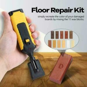 Boden Reparatur Set für Parkett Kork Laminat Holz Möbel Boden PVC Möbelkratzer