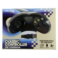 Retrolink Sega Genesis Style Classic USB Controller for PC and Mac