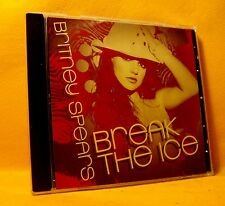 MAXI PROMO Single CD Britney Spears Break The Ice 2TR 2008 Synth Pop