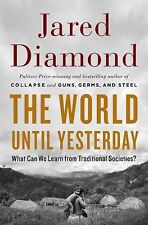 The World Until Yesterday: What Can We Learn from Traditional Societies?, Diamon